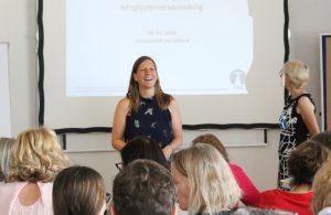 Prof.in Dr. Kerstin Lüdtke, Studiengangsleitung des Bachelorstudiengangs Physiotherapie an der Universität zu Lübeck